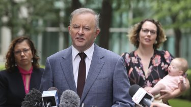An election next year would give Labor time to decide whether it stuck with Anthony Albanese.