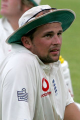 Former England quick Steve Harmison.