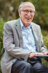 Professor Graeme Clark, creator of the cochlear implant.