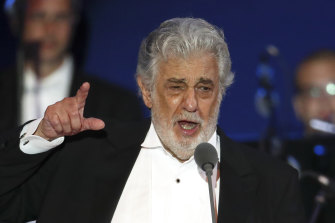 """An investigation commissioned by the Los Angeles Opera into sexual harassment allegations against Domingo has found that the legendary tenor engaged in """"inappropriate conduct"""" with multiple women over the three decades he held senior positions at the company."""