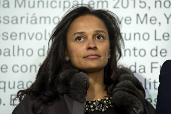 Isabel dos Santos is reputedly Africa's richest woman.