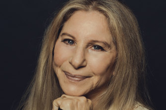 Barbra Streisand's new album includes 10 previously unreleased songs.