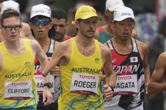 Michael Roeger came into the Paralympics off some seriously disrupted preparation due to injury.