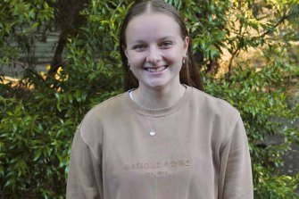 Rachel Tougher, who succeeded in PDHPE.