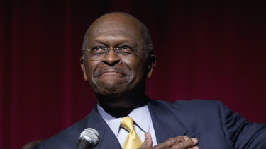 Opposition to the nomination  of Herman Cain to the Federal Reserve Board might explain Trump's weekend tweet.
