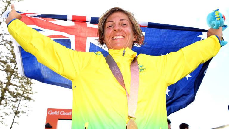 Katrin Garfoot has announced her retirement.