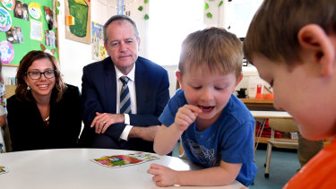Amanda Rishworth is Labor's spokesperson for early childhood education.