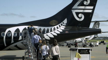Air New Zealand has appointed Greg Foran as its next CEO.