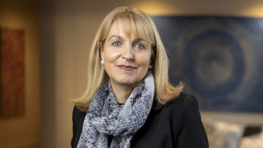 Dr Jackie Fairley, CEO of Starpharma.