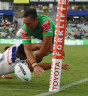 'I can't tell you the truth': Stuart bites his tongue after costly call