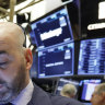 Wall Street weighed down by health care stocks