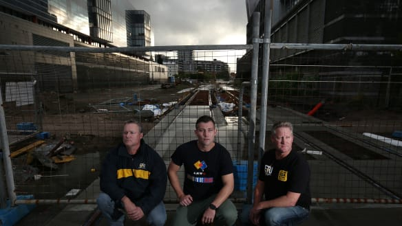 Strikes to impact on major infrastructure projects
