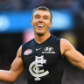 Collingwood's 'stuff up' overlooking Cripps led to change: Rendell