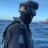 'Caught by surprise': Tonne of ice seized on yacht off NSW coast