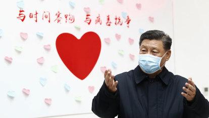 Beijing leads 'people's war' on coronavirus in bid to bolster party legitimacy