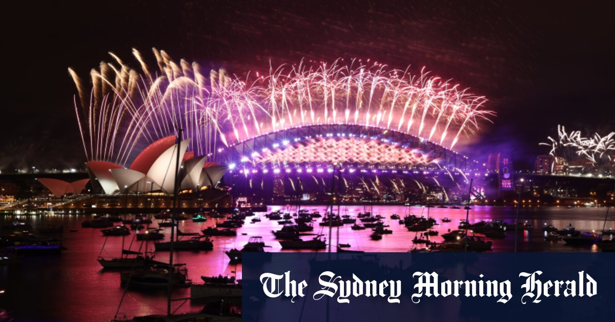 Sydney's New Year's Eve still goes off with a bang – Sydney Morning Herald