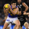 Eagles tune-up for finals by steamrolling the Blues