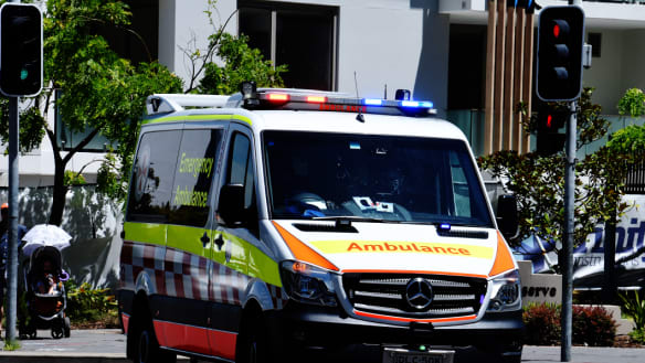 Missing man found unresponsive beside a bike track in Sydney's south