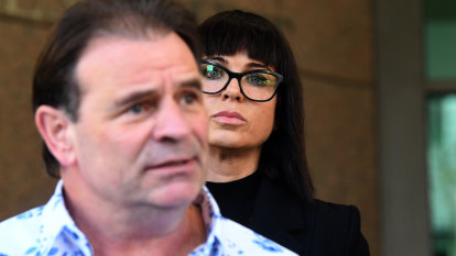 Labor leaders firm on Setka expulsion after his wife declares she is victim