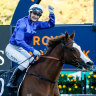 Kah delivers on Godolphin Doncaster plan with Cascadian