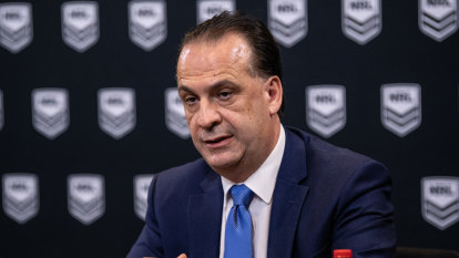 Jumping the gun: NRL pandemic expert shuts down July 1 return for competition
