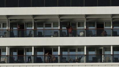 More than 1800 Australians still stranded at sea
