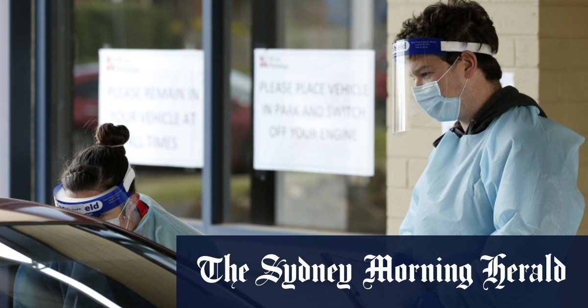As it happened: Victoria records 149 COVID-19 cases as three Sydney schools close; Australian death toll jumps to 549 – The Sydney Morning Herald