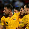 'We're very proud of them': Socceroos blitz Kuwait in World Cup qualifier