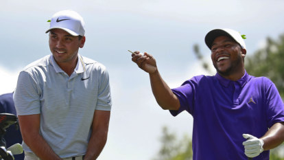 Day's PGA Tour title defence left in tatters