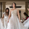 Something new: the 'perfect' wedding dress gets a makeover