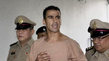 Hakeem al-Araibi spent more than two months in a Thai jail.