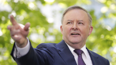 """Opposition Leader Anthony Albanese said the deals were in the """"national interest"""" and would create jobs for Australian workers."""