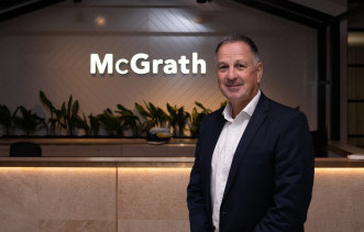 Edward Law has been appointed as the new CEO of the listed real estate group McGrath Ltd