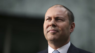 Treasurer Josh Frydenberg wants to overhaul bank lending rules to make it simpler to decide mortgages and credit card lending.