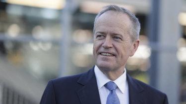 Investors are betting on Bill Shorten winning Saturday's election.