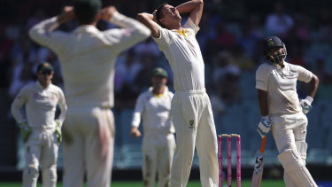 Out: Josh Hazlewood will miss the Test series against Sri Lanka.