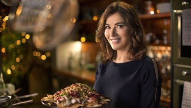 """Nigella Lawson: """"The show is about being a home cook and why home cooking matters."""""""