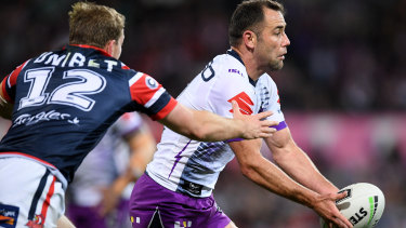 The Storm's best-case scenario is Cameron Smith playing one final season before taking up a coaching role.