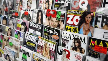 The closure of many men's magazines exposes the weakened state of magazine publishing.