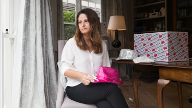 Nikki Yeaman is the founder of Costume Box, which now imports and sells antibacterial wipes.