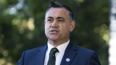 Eden Monaro Byelection John Barilaro To Decide Whether To Contest Seat For Nationals Weekend
