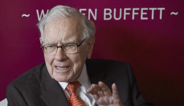 Warren Buffett has pledged to give away more than 99 per cent of his wealth during his lifetime or at death.