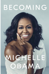 Becoming, by Michelle Obama, details the former first lady's journey to, and while living in, the White House.