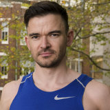 Personal trainer Sam Downing.