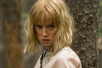 Daisy Ridley stars as the only surviving woman in Doug Liman's Chaos Walking.
