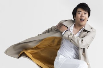 Lang Lang will play Mozart with Sydney Symphony's outgoing artistic director David Robertson conducting.