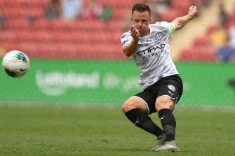 Melbourne City skipper Scott Jamieson has high hopes for the club's new signing.