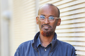 Imam Nur Warsame runs a support group for LGBT Muslim youth.