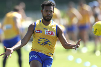 Willie Rioli.