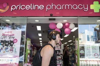 API, which owns Priceline pharmacies, is the subject of a bidding war.